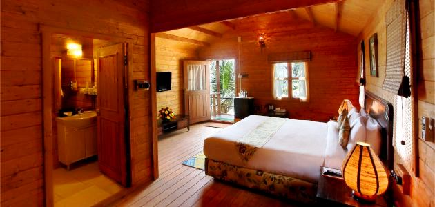 Chalet Rooms