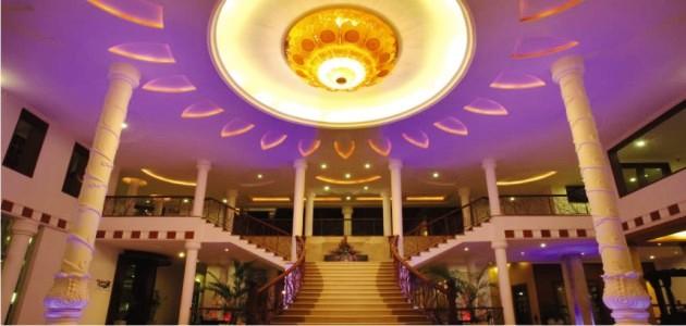 The Entrance of Resort Rio
