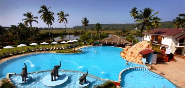 The Designer Pool at the Resort Rio