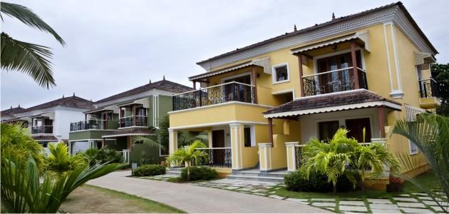 Radisson Blu Row Villas