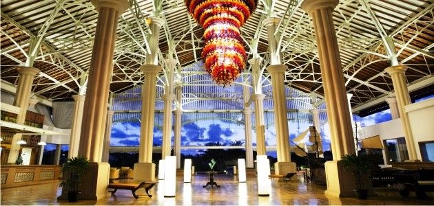 The Lobby at Radisson Blu