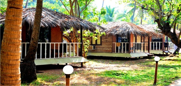 Log Cabins at Montego Bay