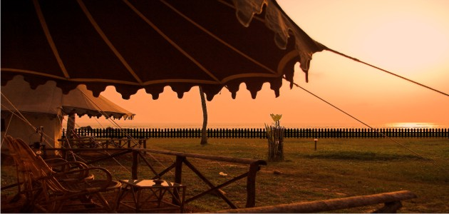 Sea View Tents at Montego Bay