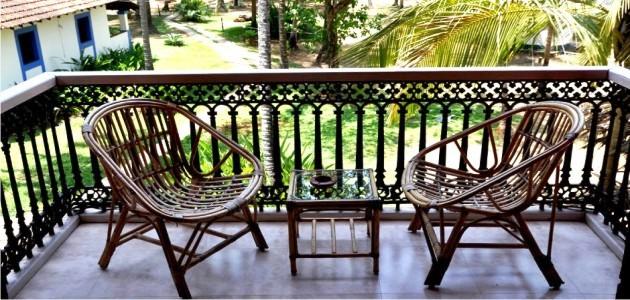 The Balcony at Casa De Mudanca