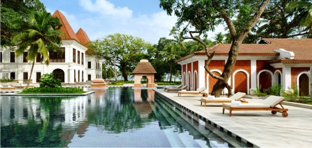 The Designer Pool at The Grand Hyatt Goa