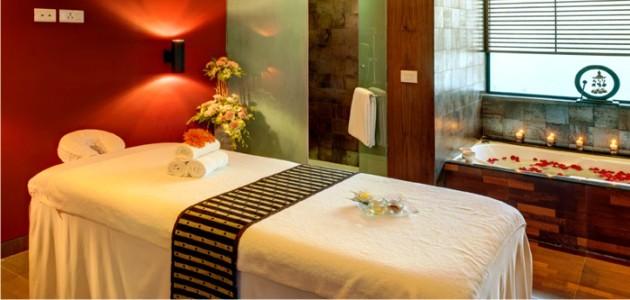The Spa at kenilworth Resort Goa