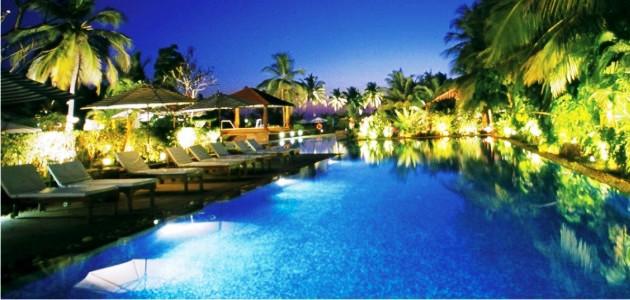 The Swimming Pool at the Kenilworth Resort