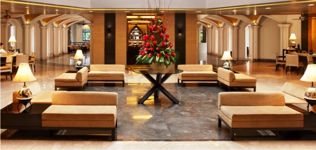 The Lobby at The Kenilworth Resort