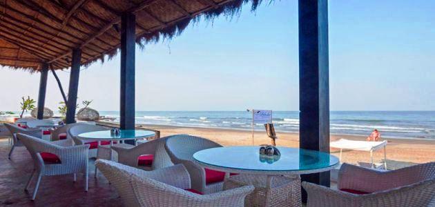 La Cabana - Restaurant Beach View