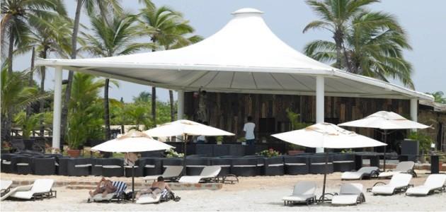 Fins & Rambooze Beach Restaurant