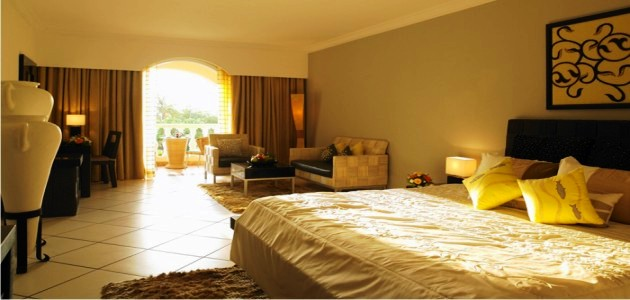 The Zuri Deluxe Rooms