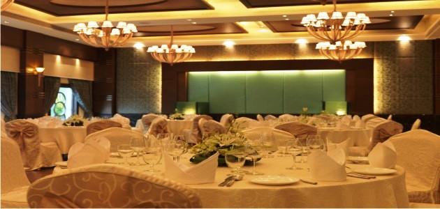 The Ballroom - Banquet Setup