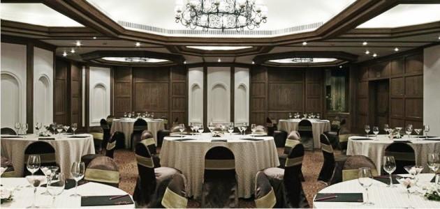 Banquet Halls at the Vivanta by Taj Fort Aguada