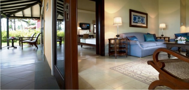 Luxury Bliss Villa Sunset View - Living Room