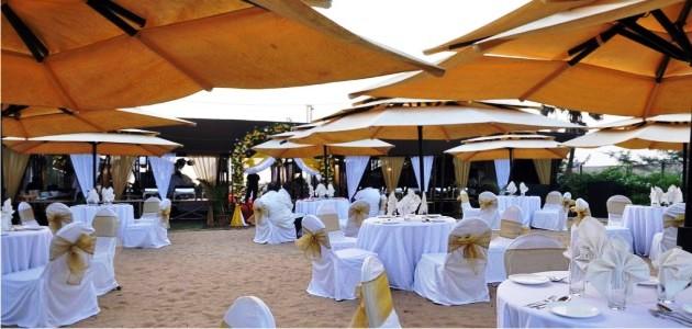Wedding at the Beach Deck