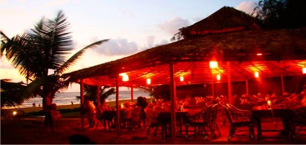 The Restaurant by Dusk