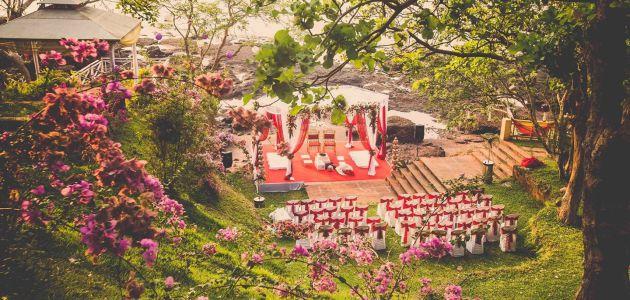 Sunset Point Weddings