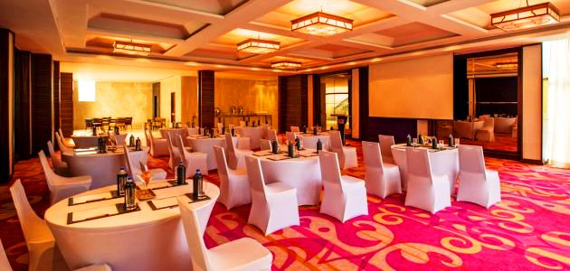 Grand Mercure- Banquet setup
