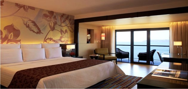 Superior Deluxe Rooms at The Goa Marriott