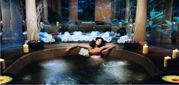 The Spa at The Goa Marriott Resort