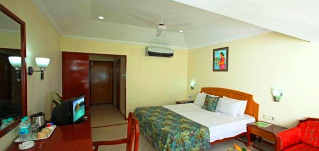 Longuinhos Beach Resort- Delux Room