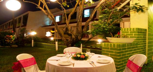 Longuinhos Beach Resort- Events
