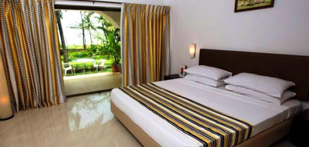 Longuinhos Beach Resort- luxury Room