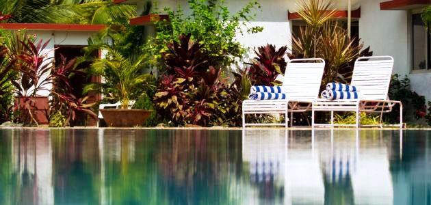 Longuinhos Beach Resort- Pool