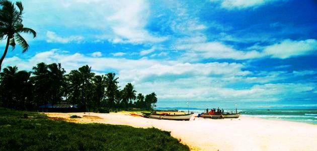 Longuinhos Beach Resort- The Beach