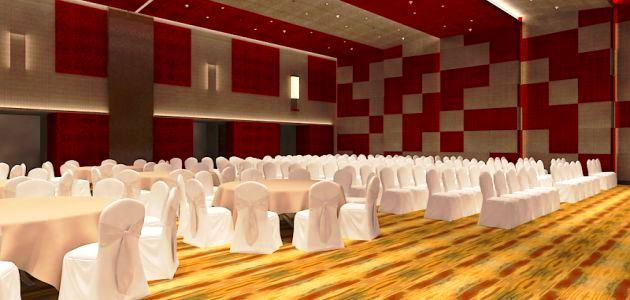 Planet Hollywood - Banquet Hall