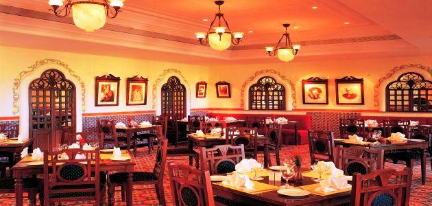 Taj Exotica - Dining