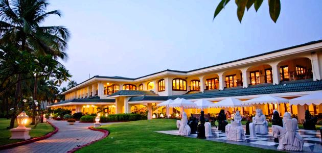 Taj Exotica - Exterior View 1