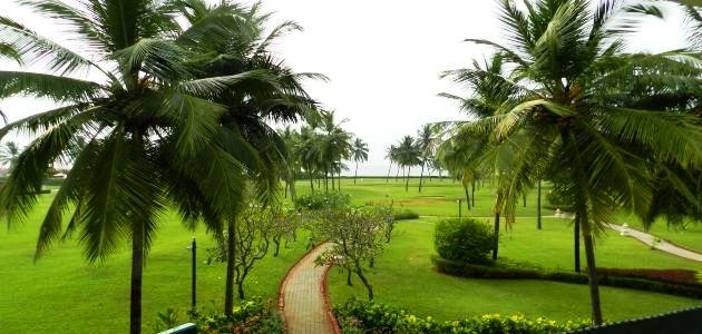 Taj Exotica - Golf course