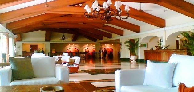 Taj Exotica - Lobby