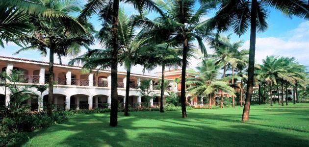 Taj Exotica - Resort View
