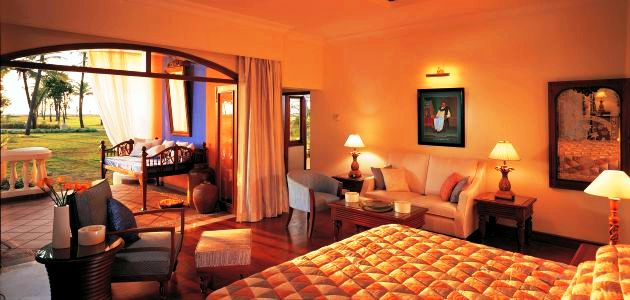 Taj Exotica - Room 1
