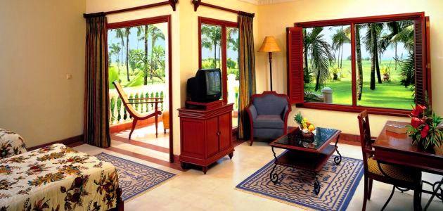 Taj Exotica - Room