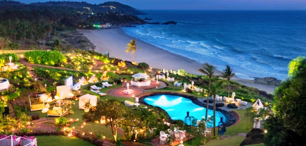 Star Resorts In Goa With Private Beach