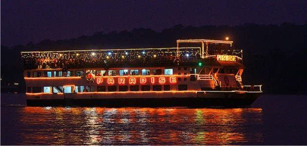 Paradise Cruises by Night