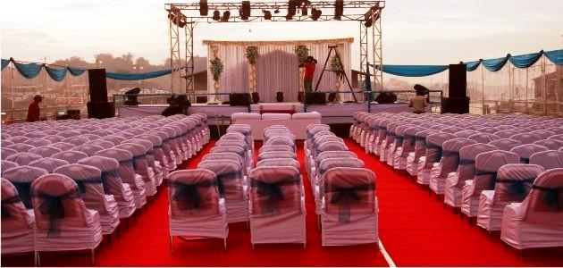 Wedding Celebration aboard M.V.Paradise Cruises II
