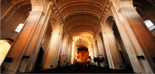 Inside The Se Cathedral