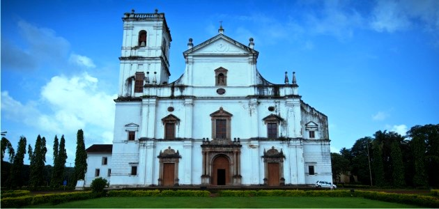 Se Cathedral Old Goa