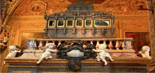 The Mortal Remains of Saint Francis Xavier