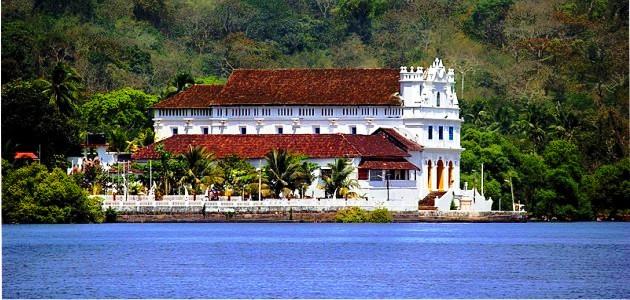 Penha De Franca Church & Hall