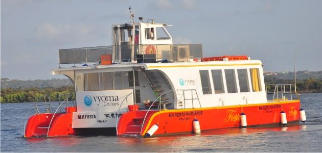 Backwater Cruises in Goa