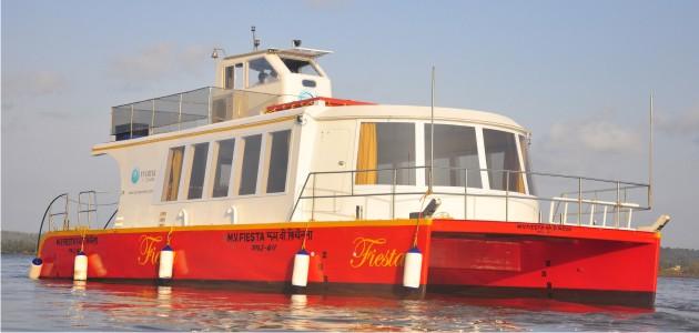 Fiesta Cruise Goa