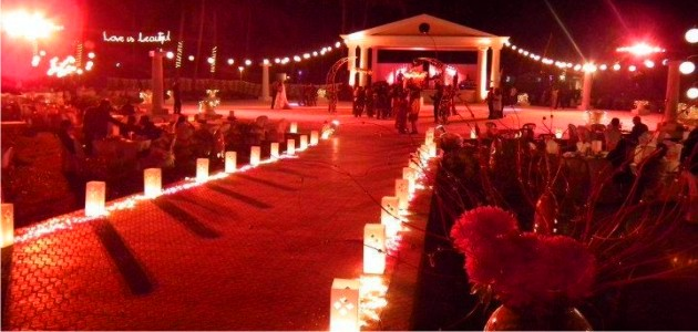 Quinta De Valadares - Outdoor Wedding Lawns