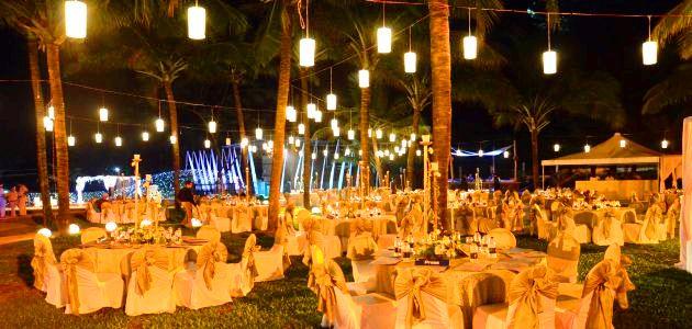 Destination One - Banquet Setup