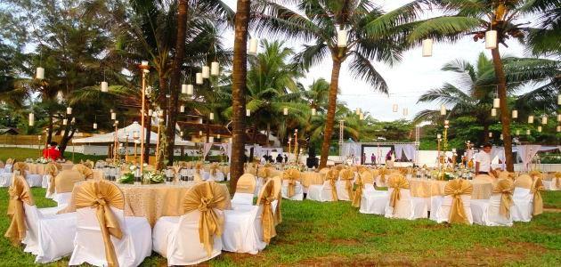 Destination One - Day Banquet Setup
