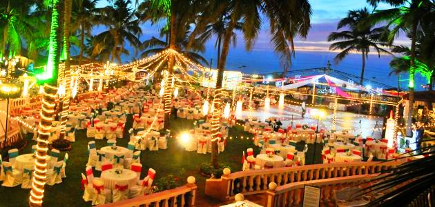 Hotel Goan Heritage Wedding Lawns